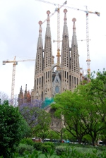 Temple Sagrada Familia
