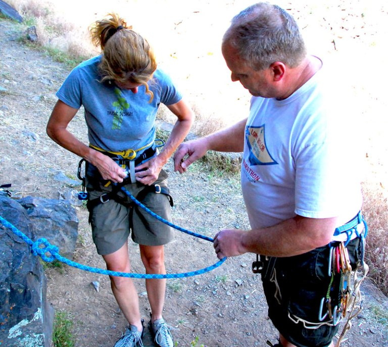 Climbing after rheumatoid arthritis