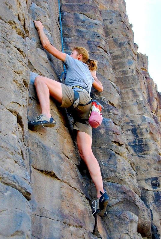 Climbing with rheumatoid arthritis