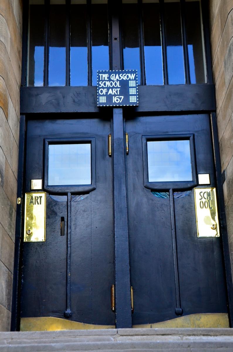 Glasgow School Of Art Taisie Design