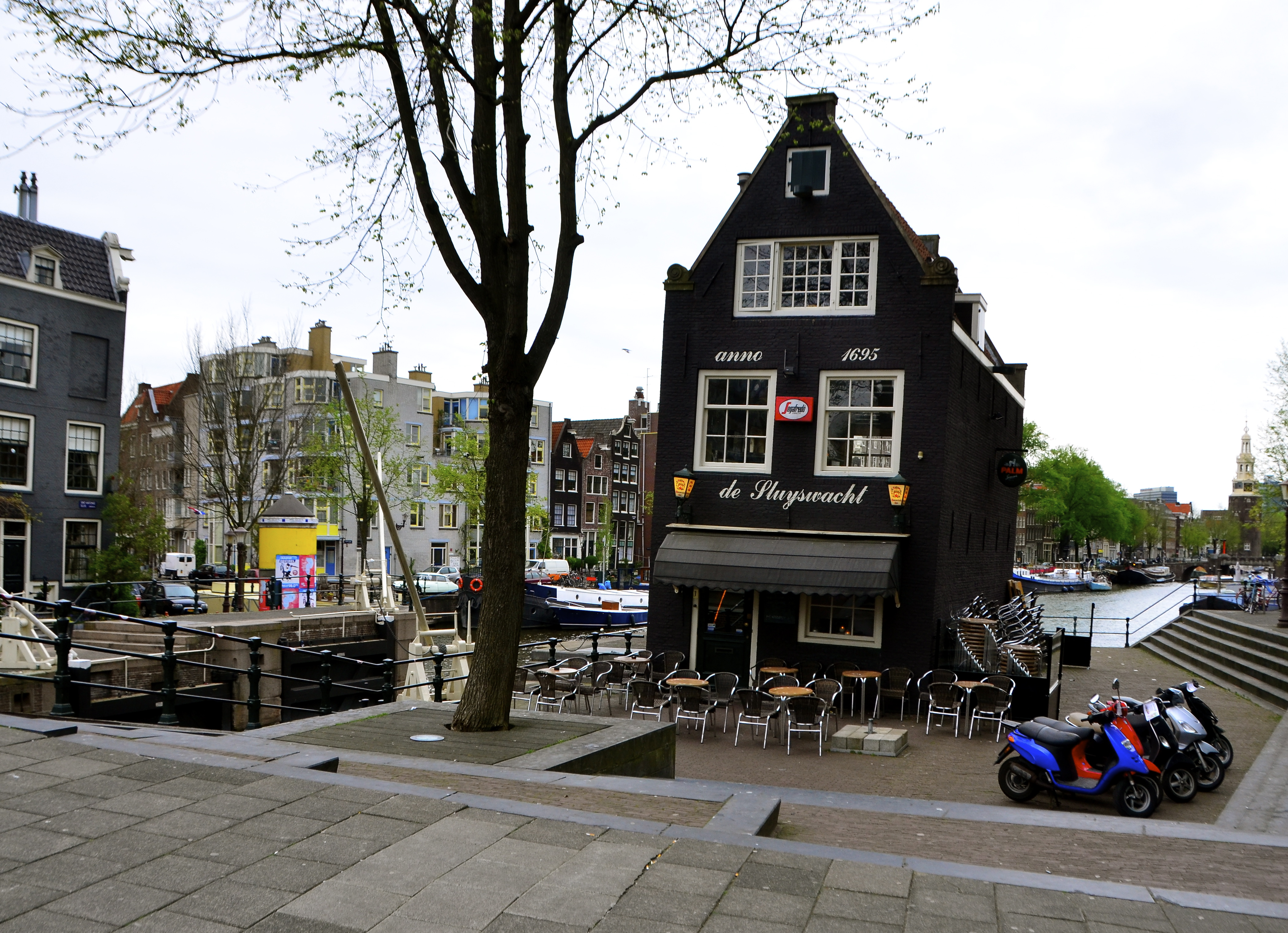 24 Jet Lagged Hours In Amsterdam
